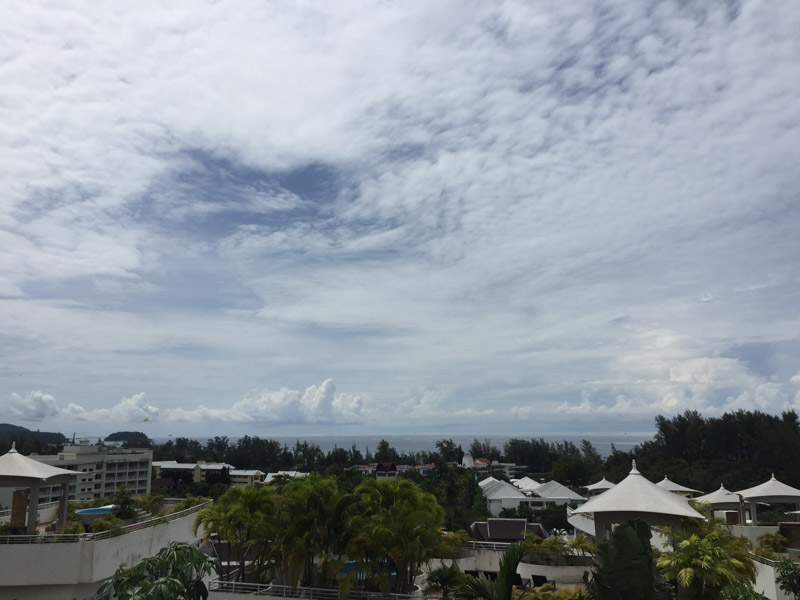 The View from the Resort